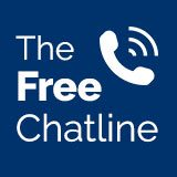 The Free Chatline Logo
