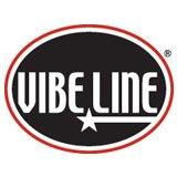 Vibeline Black Chatline Logo