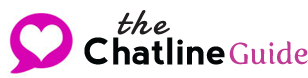 The Chatline Guide Logo