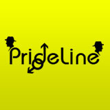 Prideline Gay Chatline Logo