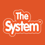 The System LGBTQ Chat Line Logo