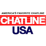 ChatlineUSA Singles Chat line Logo