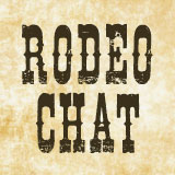 RodeoChat Country Chatline for Country Folks Logo