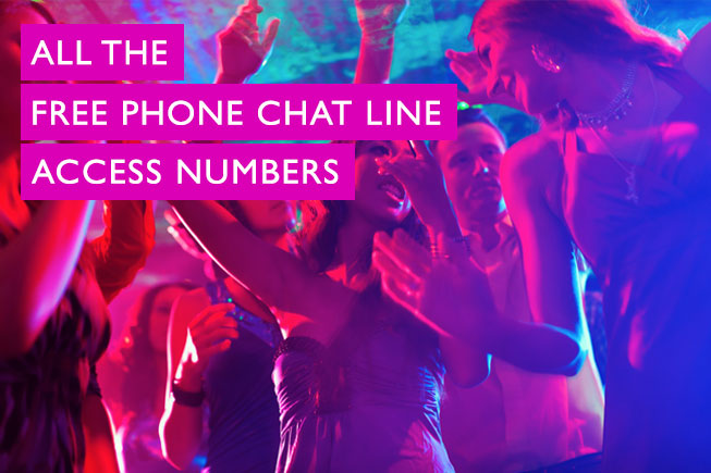 Gay Chat Lines- Phone Dating Chat Line Numbers Free Trials for Gay Men