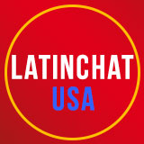 Latin Chat USA Chatline Logo
