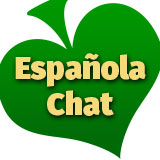 Española Chat Hispanic Chatline Logo