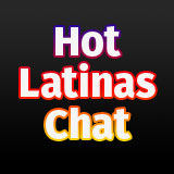 'Hot Latinas Chat' Chatline Logo
