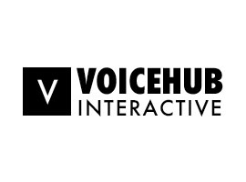 VoiceHub Interactive Chatlines Logo