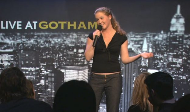 Amy Schumer Live at Gotham Deaf Phone Sex Standup