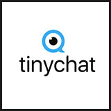 TinyChat Video Chat Logo