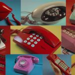 Vintage Phone Set Styles
