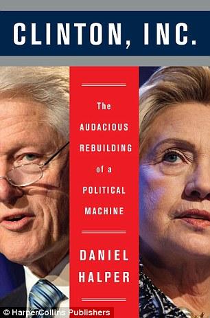 Clinton Inc by Daniel Halper