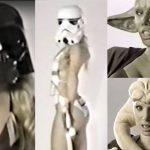 Sexy Star Wars Nerd Parody
