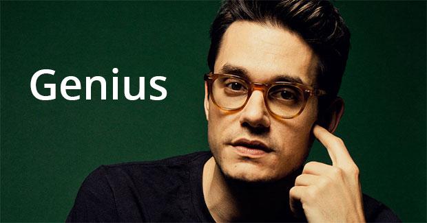 John Mayer a Genius